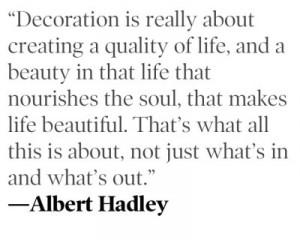 Hadley QUOTE